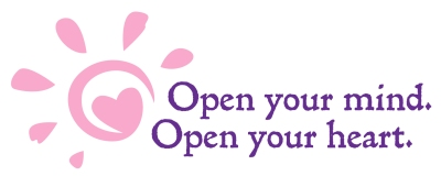 Open your mind. Open your heart.